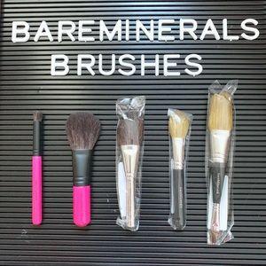 BareMinerals - Set of 5 Makeup Brushes